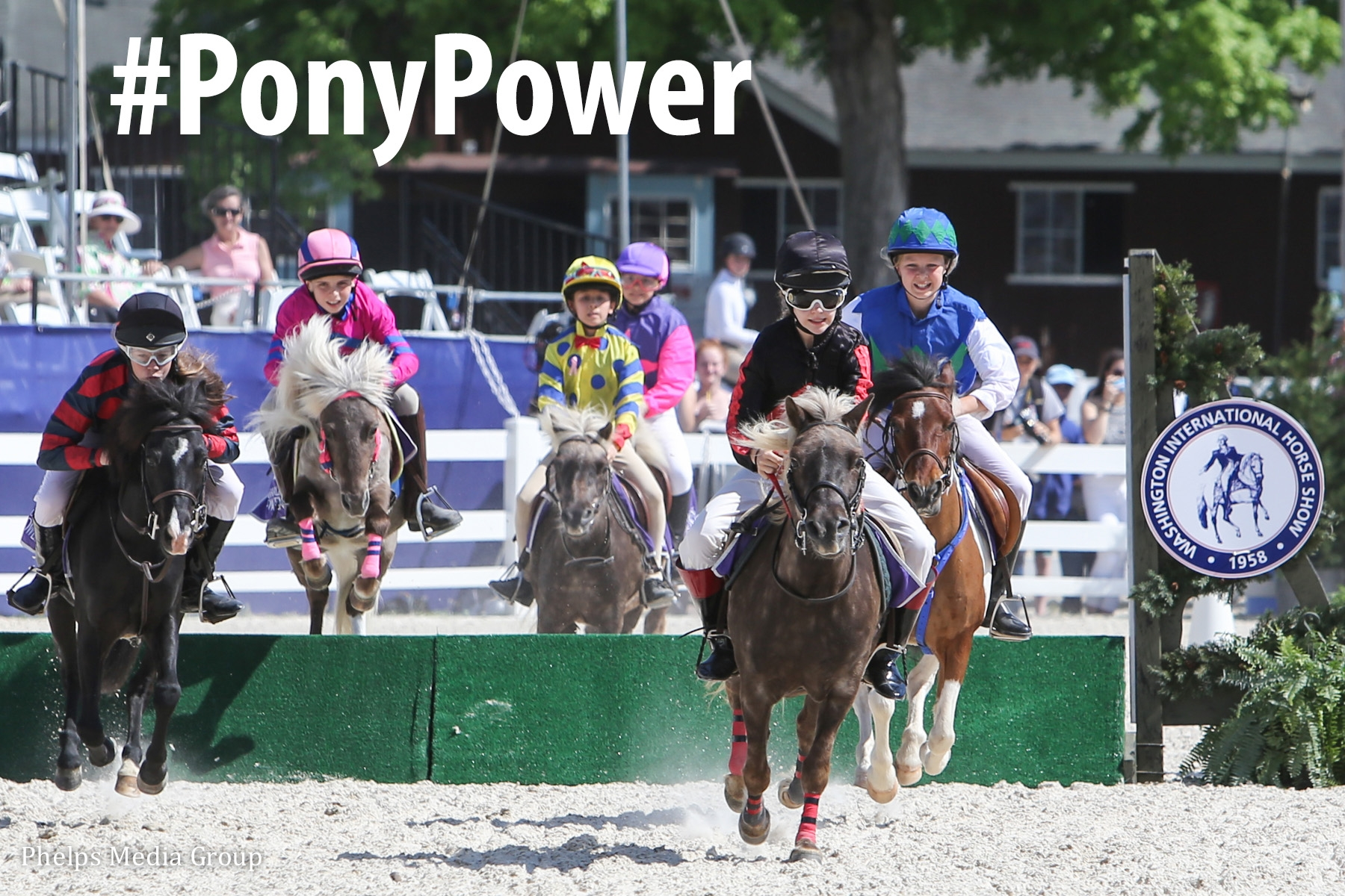 The WIHS Shetland Pony Steeplechase Championship Series, presented by Charles Owen,  kicks off at the Devon Horse Show May 28 and 29.
