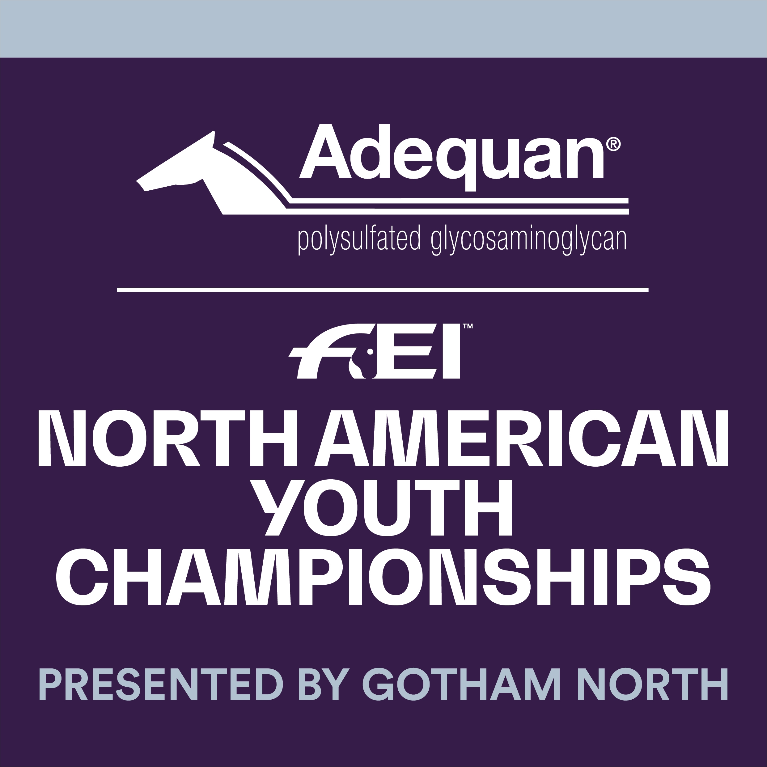 The 2018 Adequan®/FEI North American Youth Championships, presented by Gotham North, are on August 1 through 5.