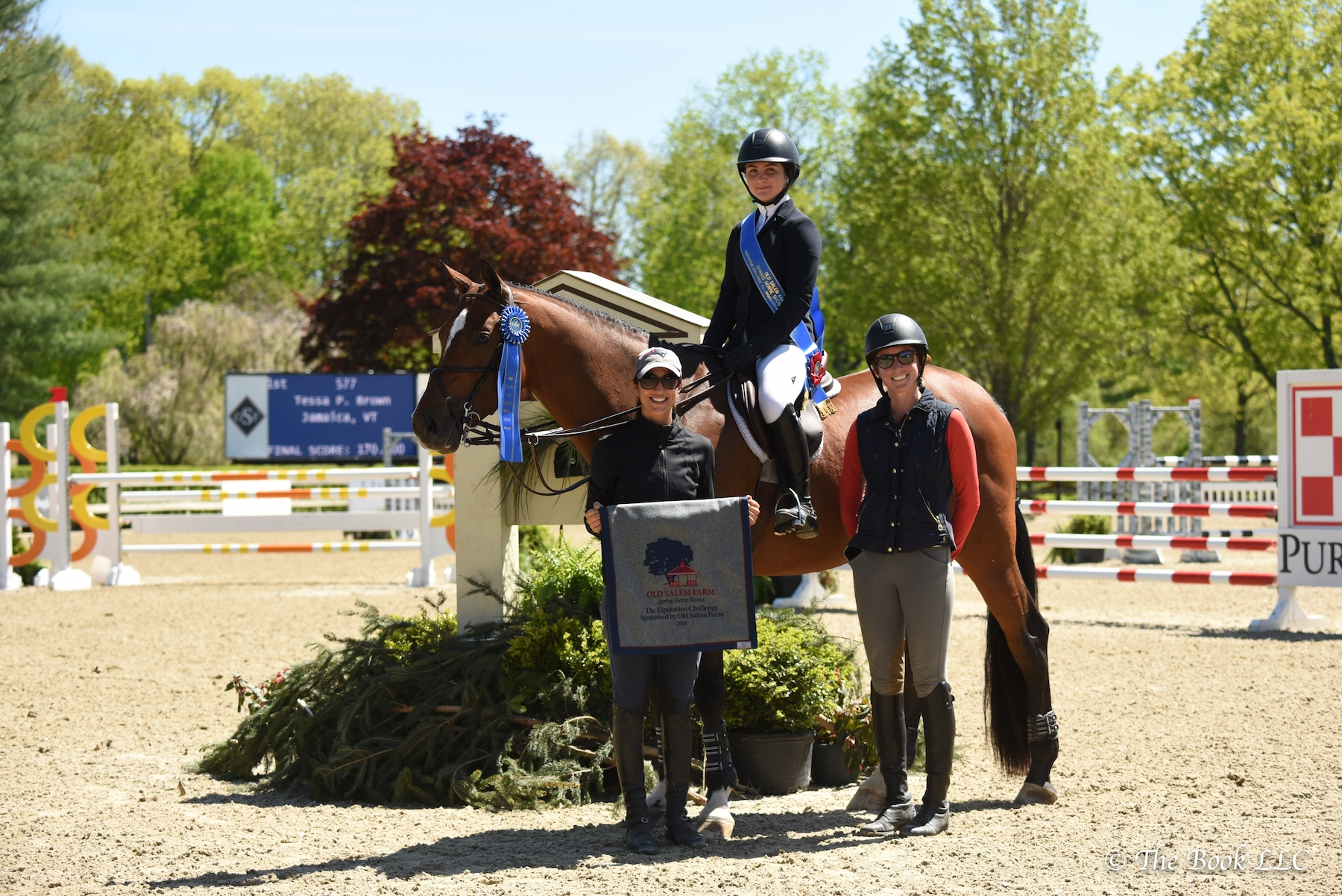 Beezie Madden Guides Garant To First Grand Prix Victory At