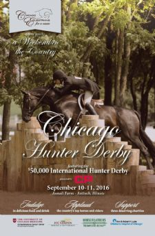 Prize List Now Available for Chicago Hunter Derby