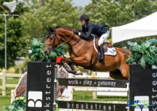50 Questions with Lucy Deslauriers at the CSI3* Ottawa International Horse Show