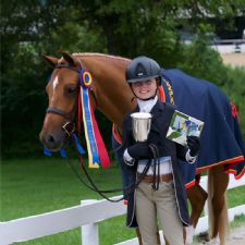 Equine Elixirs Congratulates Pony Finals Winners