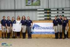 BarnManager Sponsors WIHS 'Dressage for Jumping' Clinic with Laura Graves