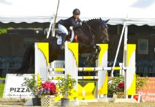 13-Year-Old Lucas Mejia Fanjul Claims Children's Jumper Classic Win