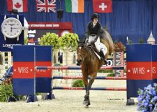 Legends and Future Stars of Horse Sport Converge at Washington International Horse Show